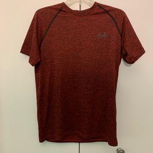Mens Under Armour Heat Gear T Shirt